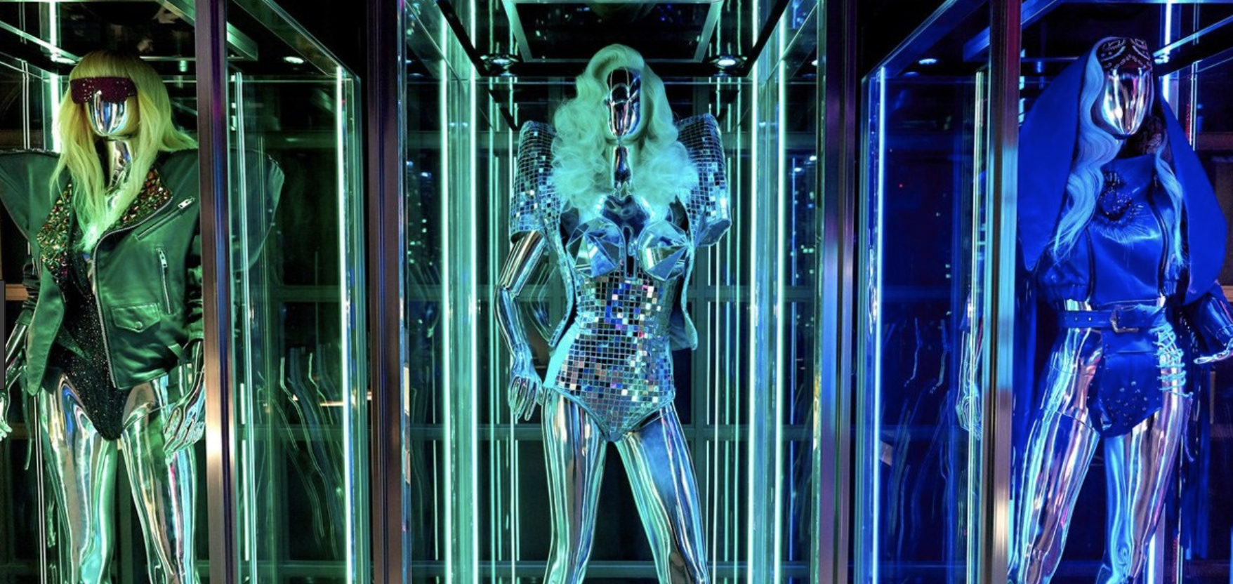 Lady Gaga Opens Haus of Gaga Exhibition in Las Vegas