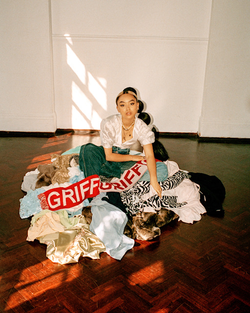 Griff released her video for