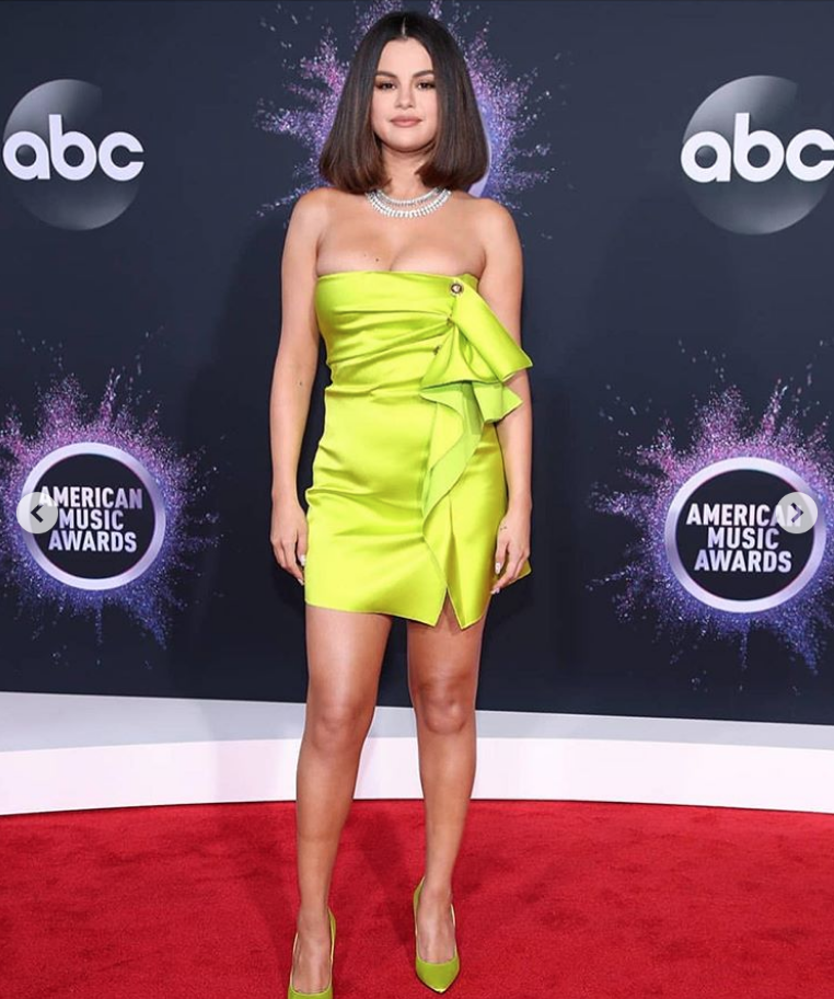 Best Dressed at the 2019 American Music Awards