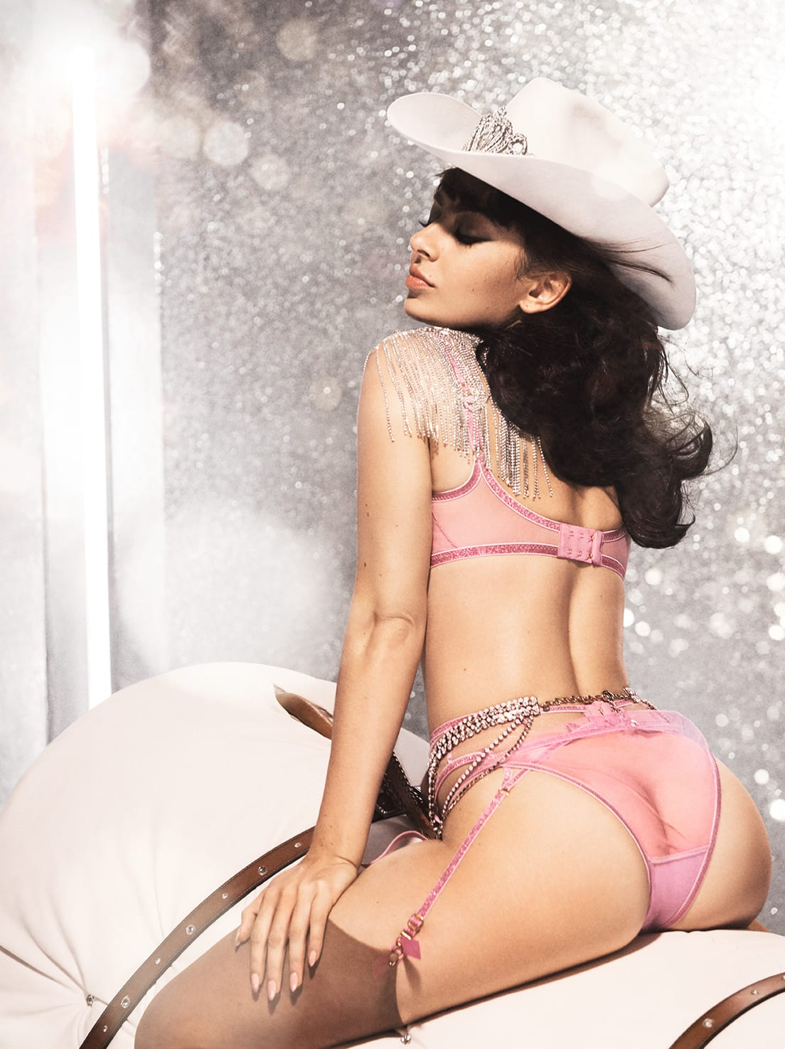 Charli Xcx Strips Down In Agent Provocateur S Sizzling Holiday Rodeo V Magazine