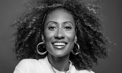 thumbnail imaage of The Thought Leaders Issue: Elaine Welteroth