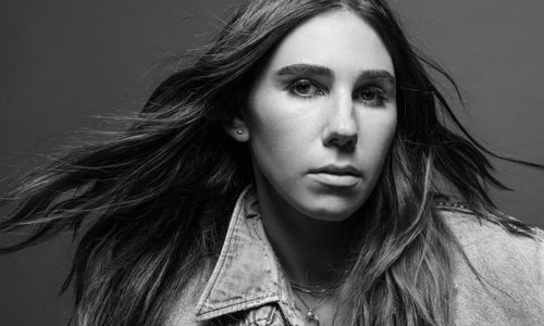 thumbnail imaage of The Thought Leaders Issue: Zosia Mamet